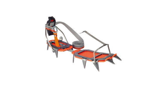 Climbing Technology Pro Light automatic - Crampons - gris/orange